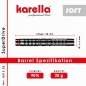 Preview: Karella Super Drive Softdartset 18 + 20 Gramm