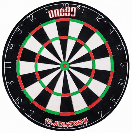 ONE80 Gladiator III   Steel-Dartboard