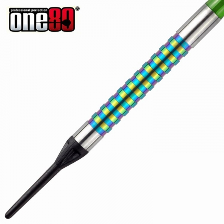 one80 Chameleon Jade Softdart-Set 18 Gr.