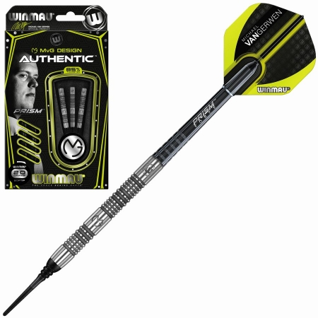 Winmau MvG Authentic Softdart  20 Gr