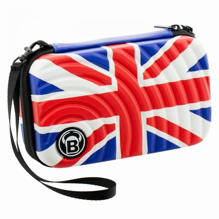 BULL'S ORBIS XL Dartcase Union Jack
