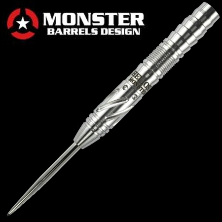 Monster Darts HELIOS II Steeldartset 22 Gramm